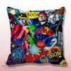 Five Second of Summer Don't Stop Throw Pillow Cover