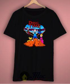 Doug Time tintin Adventure Time Style Unisex Premium T shirt Size S-2XL