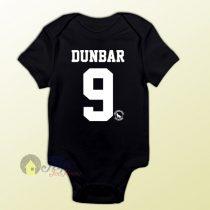 Dunbar 9 Beacon Hills Baby Onesie