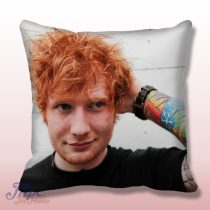 Ed Sheeran Tattoo Throw Pillow Cover