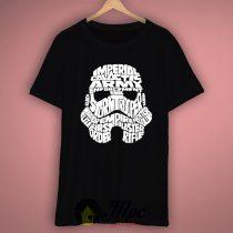 Empire Galactic Stormtrooper T Shirt
