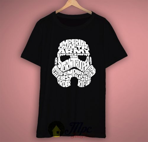 Empire Galactic Stormtrooper T Shirt