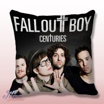 Fall Out Boy Centuries Throw Pillow Cover