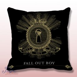 Fall Out Boy Decorative Pillow Cover
