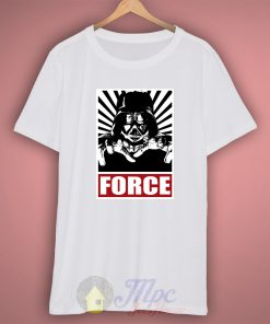 Force Darth Vader T Shirt