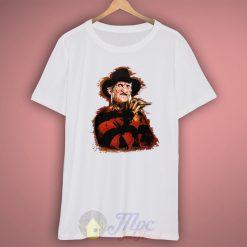 Freddy Krueger Zombie T Shirt
