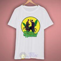 Green Hornet Superhero T Shirt
