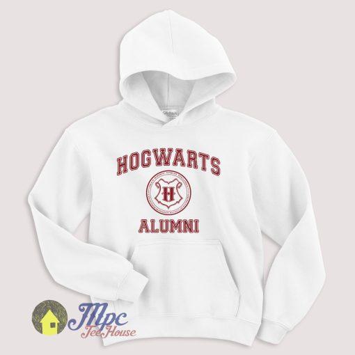 Harry Potter Hogwarts Aumni Hoodie Size S-XXL