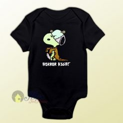 Snoopy Horror Night Baby Onesie Baby Clothes