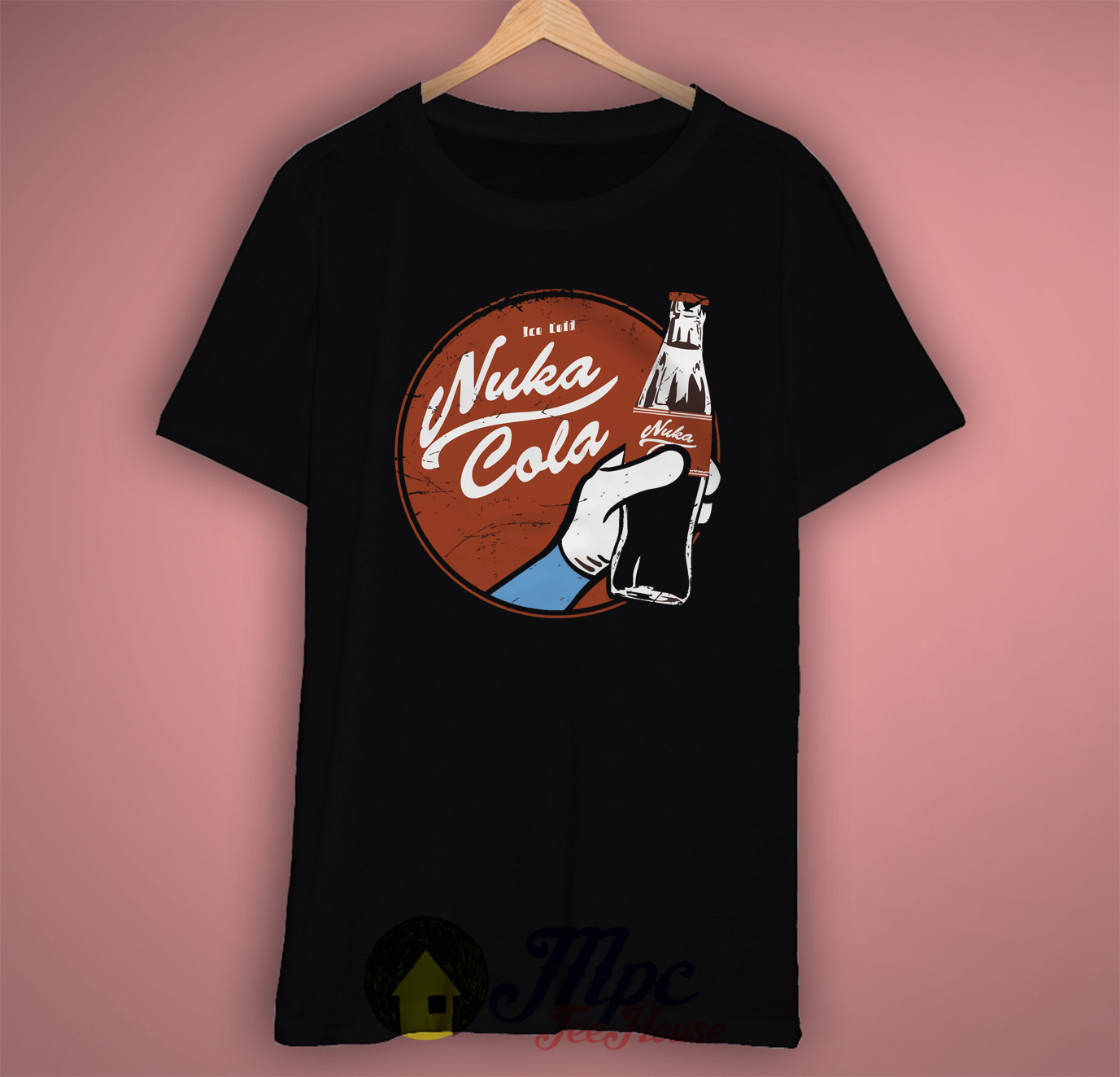 Ice Cold Nuka Cola T Shirt