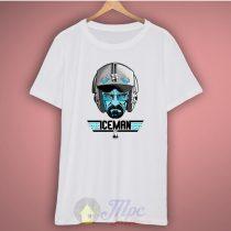 Ice Man Walter White Pilots T Shirt