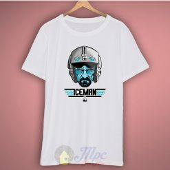Ice Man Walter White Pilots T Shirt