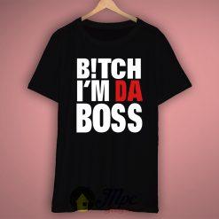 I'm Da Boss Basic Tee