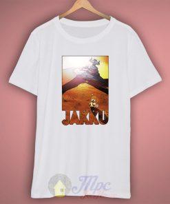 Star Wars Jakku Camp T Shirt