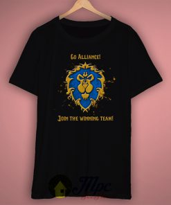 Joint The Alliance Winning Team T Shirt