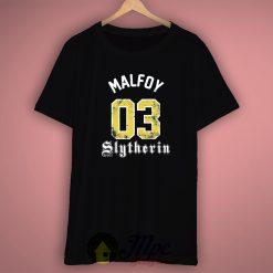 Harry Potter Malfoy Slytherin T Shirt