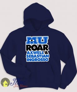 Monster University Roar Hoodie Size S-XXL