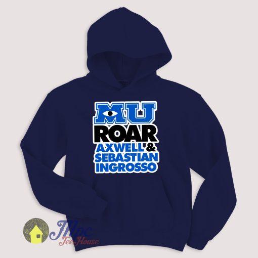 Monster University Roar Hoodie Size S-XXL