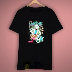 Rick Morty Cereals T Shirt
