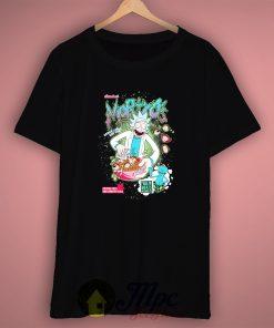 Rick Morty Cereals T Shirt