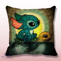 Ohana Lilo Stitch Throw Pillow Cover