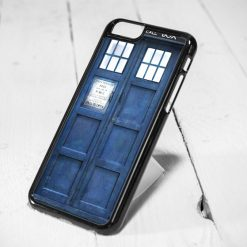 Police Box Doctor Who Protective iPhone 6 Case, iPhone 5s Case, iPhone 5c Case, Samsung S6 Case, and Samsung S5 Case