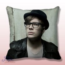 Patrick Stump Fall Out Boy Throw Pillow Cover