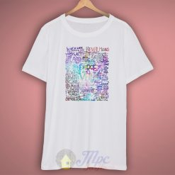 Pierce The Veil Song Lyrics T Shirt