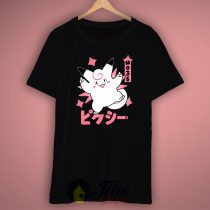 Pixy Clefable Pokemon T Shirt