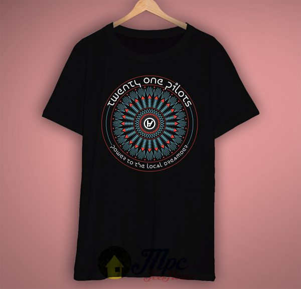 21 Pilots Power The Local Dream T Shirt