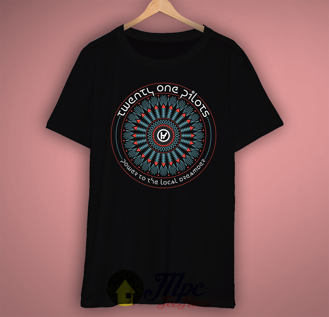 21 Pilots Power The Local Dream T Shirt Mpcteehouse 80s Tees