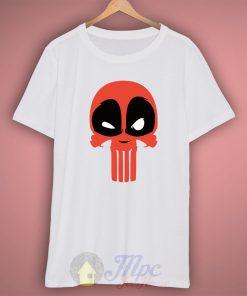 Punishpool Punishment Deadpool T Shirt