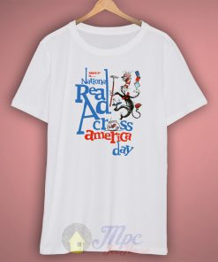 Dr Seuss Book Quote T Shirt