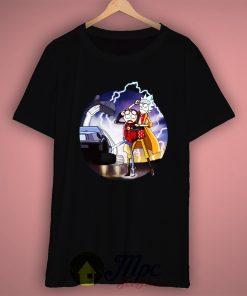 Rick Morty Astromout T Shirt