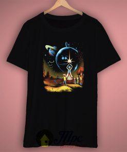Rick Morty Star Galaxy T Shirt