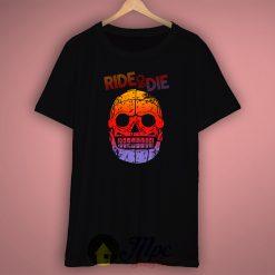 Jason Ride or Die T Shirt