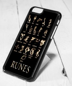All Runes Symbol Collage iPhone 6 Case iPhone 5s Case iPhone 5c Case Samsung S6 Case and Samsung S5 Case