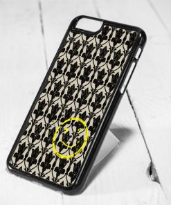 Sherlock Holmes Damask Smile iPhone 6 Case iPhone 5s Case iPhone 5c Case Samsung S6 Case and Samsung S5 Case