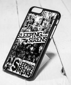 Sleeping With Sirens iPhone 6 Case iPhone 5s Case iPhone 5c Case Samsung S6 Case and Samsung S5 Case