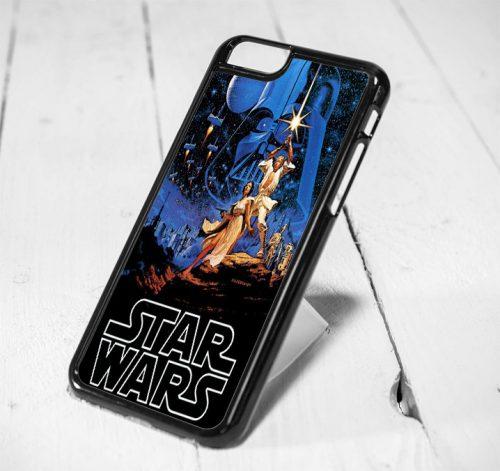 Star Wars Classic iPhone 6 Case iPhone 5s Case iPhone 5c Case Samsung S6 Case and Samsung S5 Case