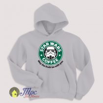 Star Wars Starbucks Coffee Hoodie Size S-XXL