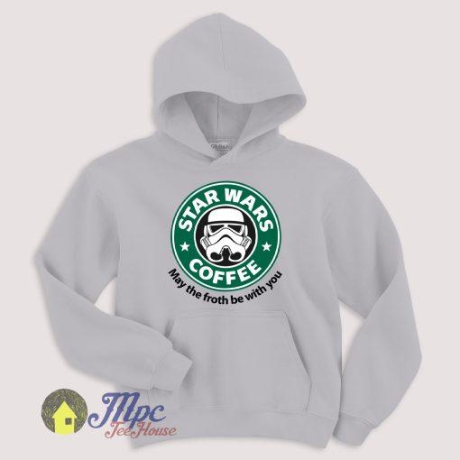 Star Wars Starbucks Coffee Hoodie Size S-XXL