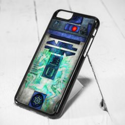 Starwars R2D2 iPhone 6 Case iPhone 5s Case iPhone 5c Case Samsung S6 Case and Samsung S5 Case