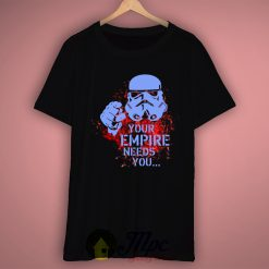 Stormtrooper Need You T Shirt Print