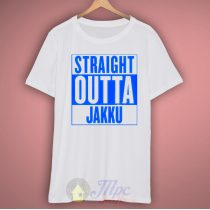 Straight Outta Jakku Star Wars Quote T Shirt