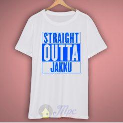 Straight Outta Jakku Star Wars Quote T Shirt