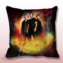 Supernatural Throw Pillow Cover