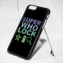 Superwholock Supernatural Sherlock Who iPhone 6 Case iPhone 5s Case iPhone 5c Case Samsung S6 Case and Samsung S5 Case