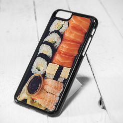 Sushi Japanese Food iPhone 6 Case iPhone 5s Case iPhone 5c Case Samsung S6 Case and Samsung S5 Case
