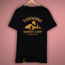 Tatooine Summer Camp Unisex Premium T Shirt Size S-2XL